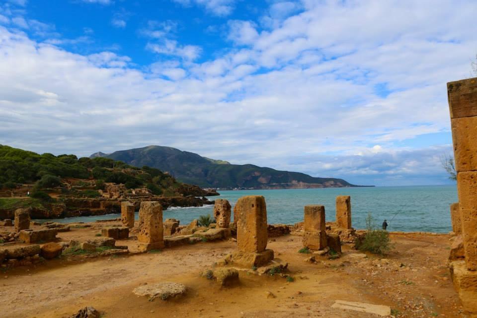 Tipasa, Algeriet. Foto: Johnny Friskilä