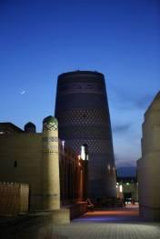Kalta Minor Minaret, Khiva, Uzbekistan. Foto: Johnny Friskilä