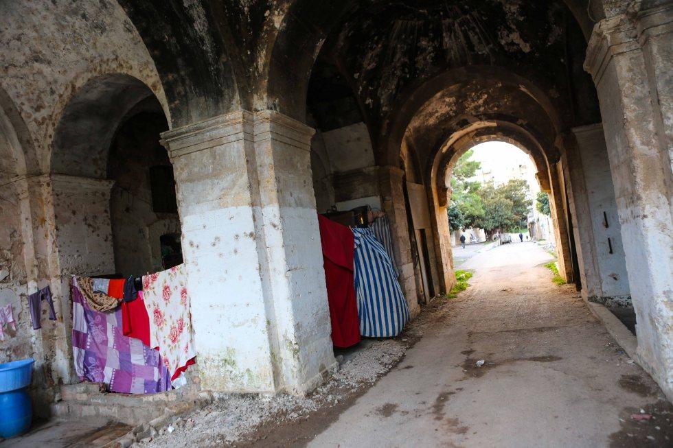 Furstens palats / Bey´s Palace, Oran. Foto: Johnny Friskilä