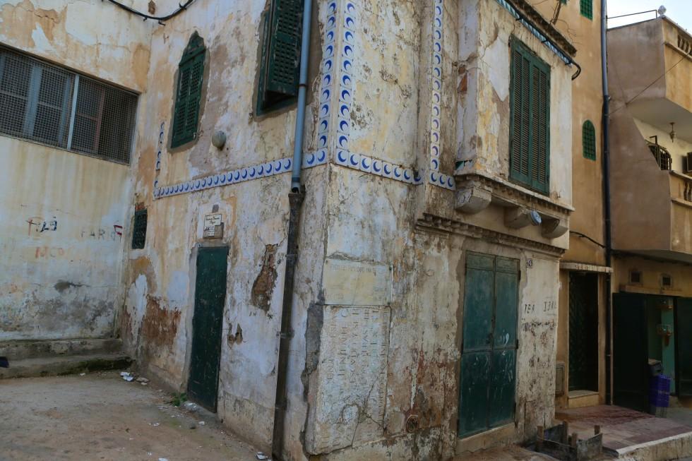 Si Hassans hus, Oran. Foto: Johnny Friskilä