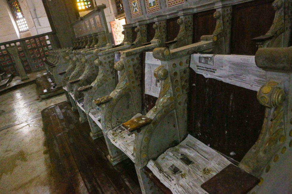 Cathédrale du Sacré-Cœur d'Oran. Foto: Johnny Friskilä