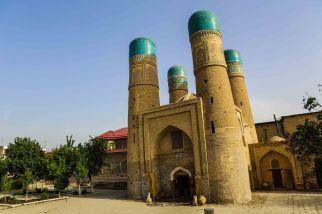 Char Minor, Uzbekistan. Foto: Johnny Friskilä