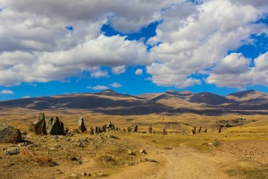 Karahunj, Armenien. Foto: Johnny Friskilä