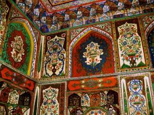 Khanens palats, Sheki, Azerbajdzjan. Foto: Johnny Friskilä