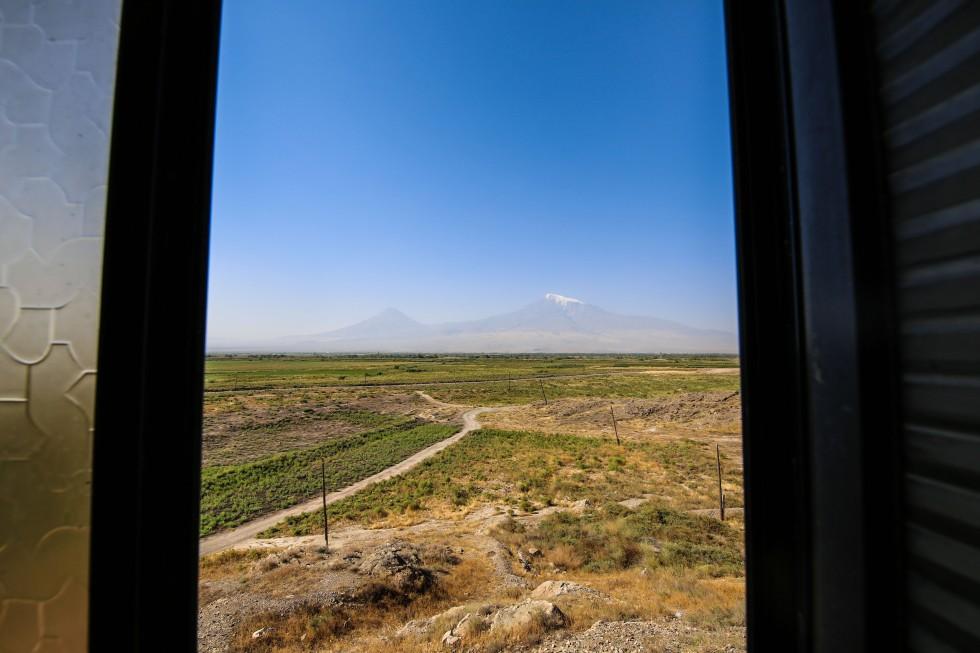 Khor Virap, Ararat, Foto: Johnny Friskilä