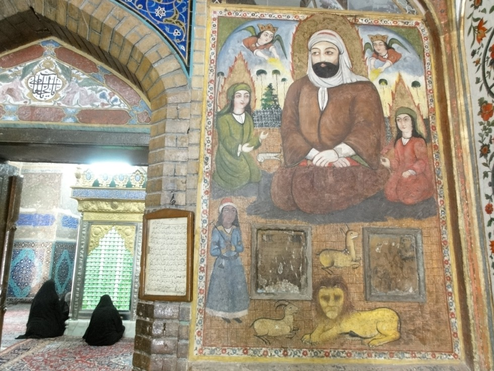 Iran-shiraz