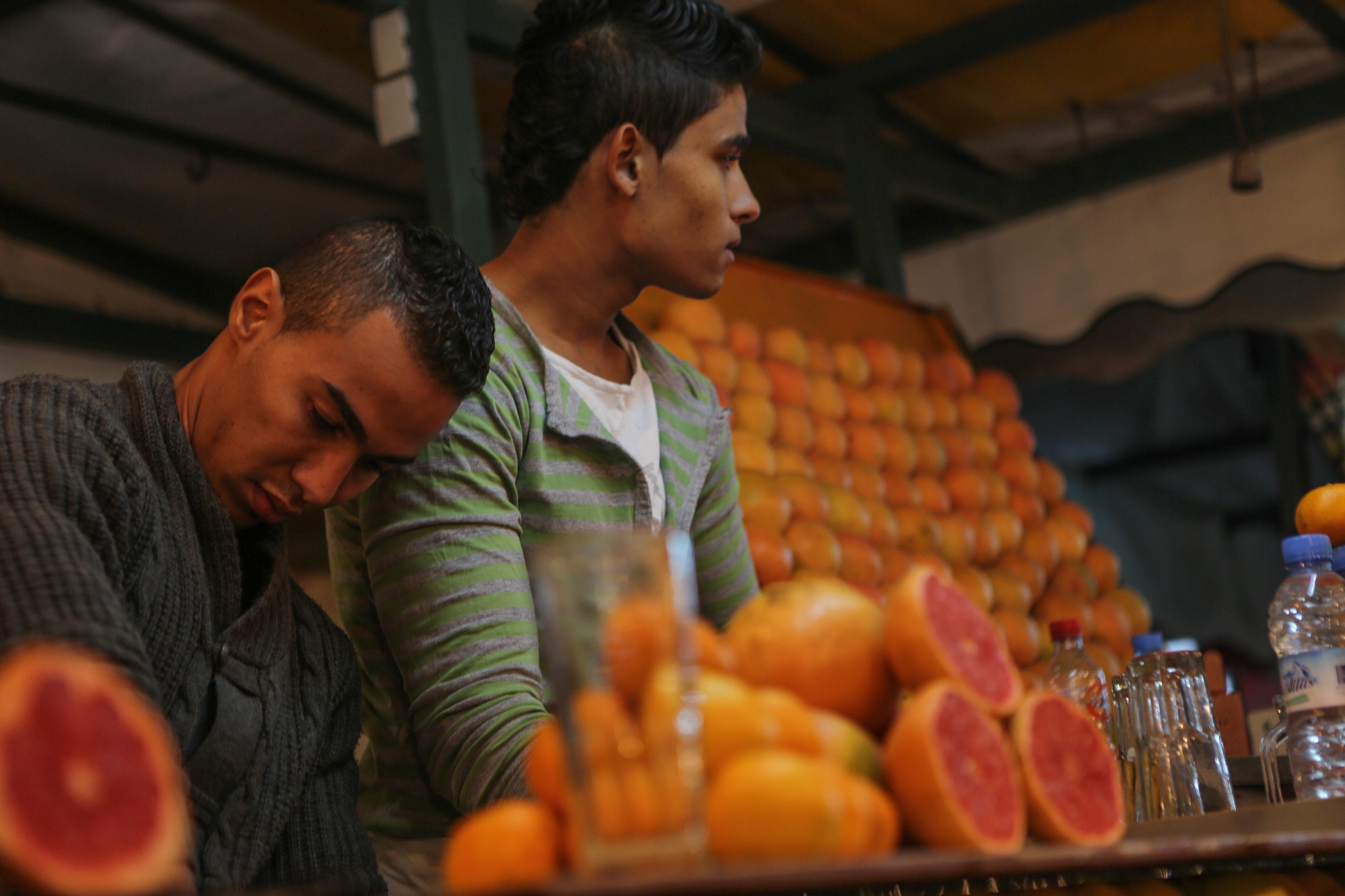 Marrakech-Orange-juice