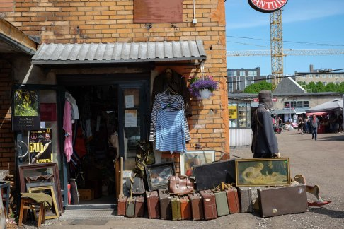 Tallinn-Baltijaam-Antik