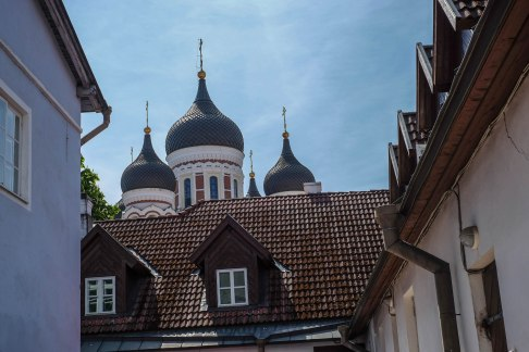 Tallinn-Estland-Estonia-Church