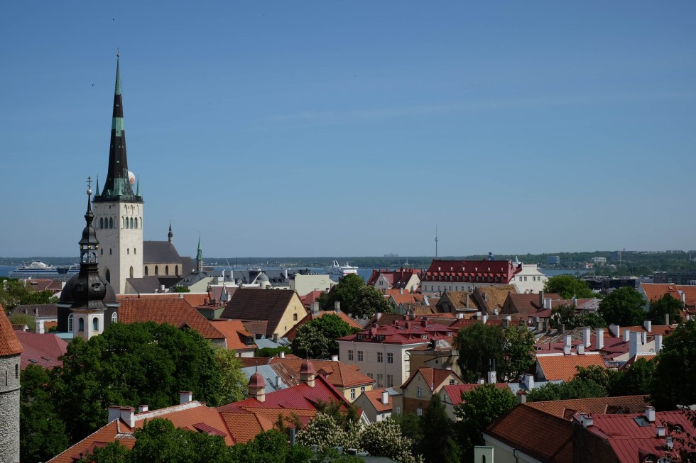 Tallinn-Estland-Estonia-Panorama