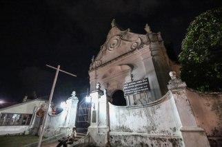 The Dutch church in Galle, Sri Lanka