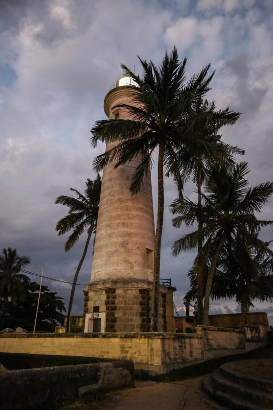 Galle-light house