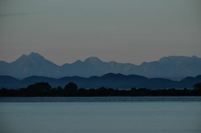 Zoom, Polonnaruwa lake, Sri Lanka