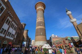 urumqi-minaret