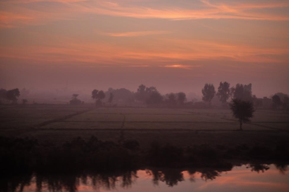 karachi-express-sunrise-1