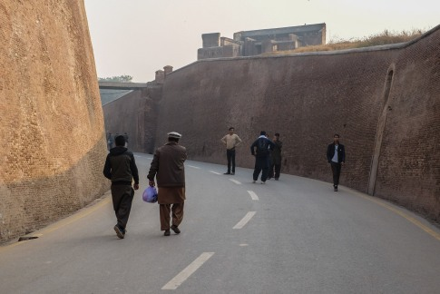 lahore-fort-sunset-3
