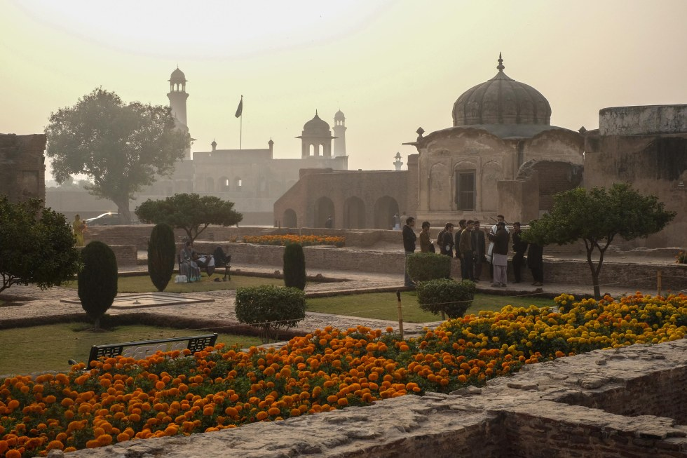 lahore-fort-sunset-8