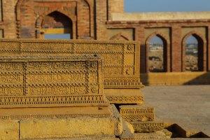 makli-hill-thatta-tomb-mirza-baqi-baig-uzbek-1