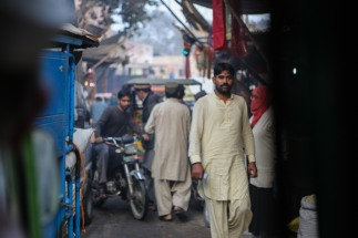old-town-lahore-people