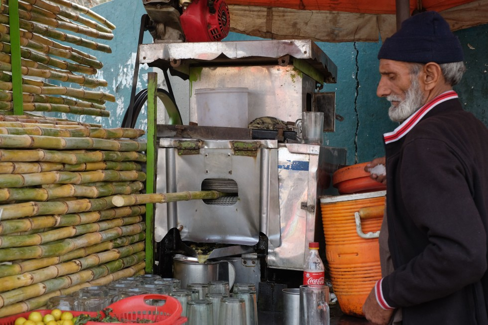 Suger cane juice
