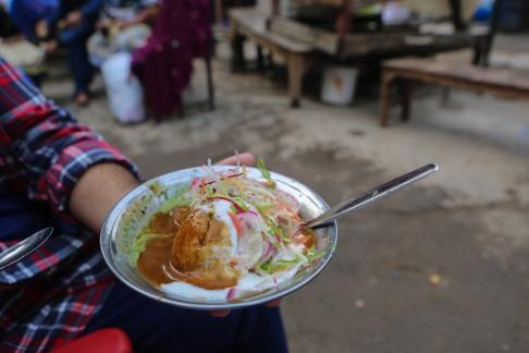 Street food, Lahore