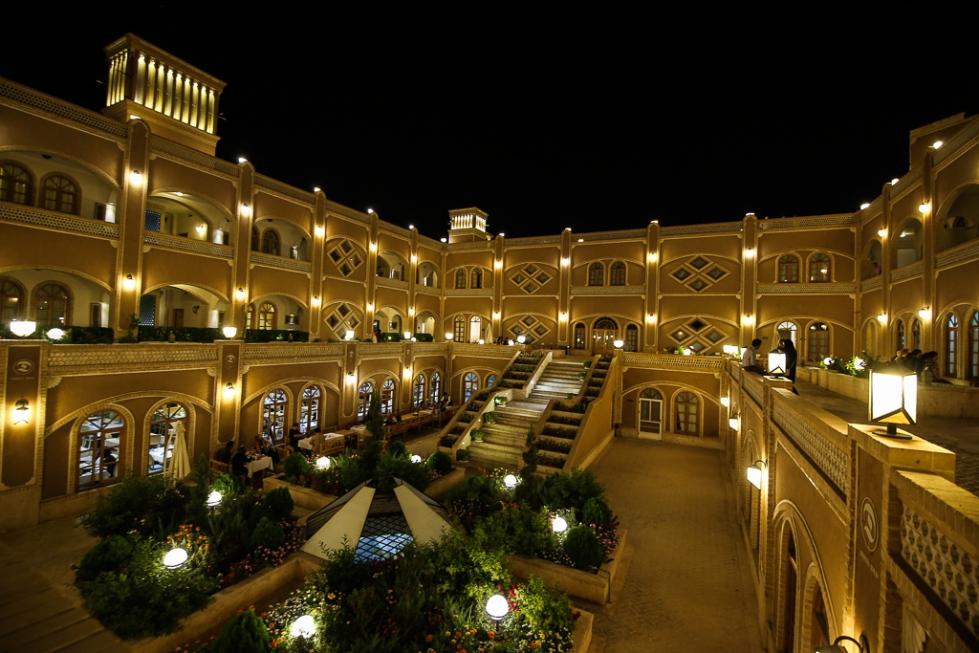 Dad Hotel Yazd-1