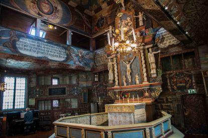 Habo kyrka katedral i sverige-3