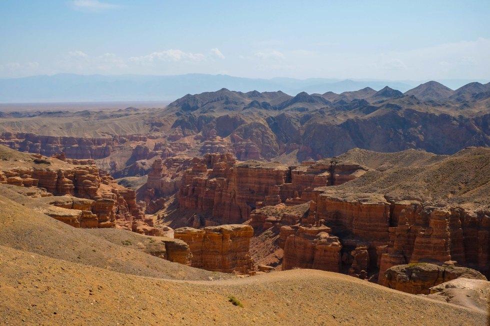 Charyn Canyon Kazakhstan-1