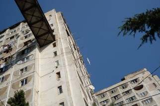 Tbilisi Brutalist Communist Architecture-3