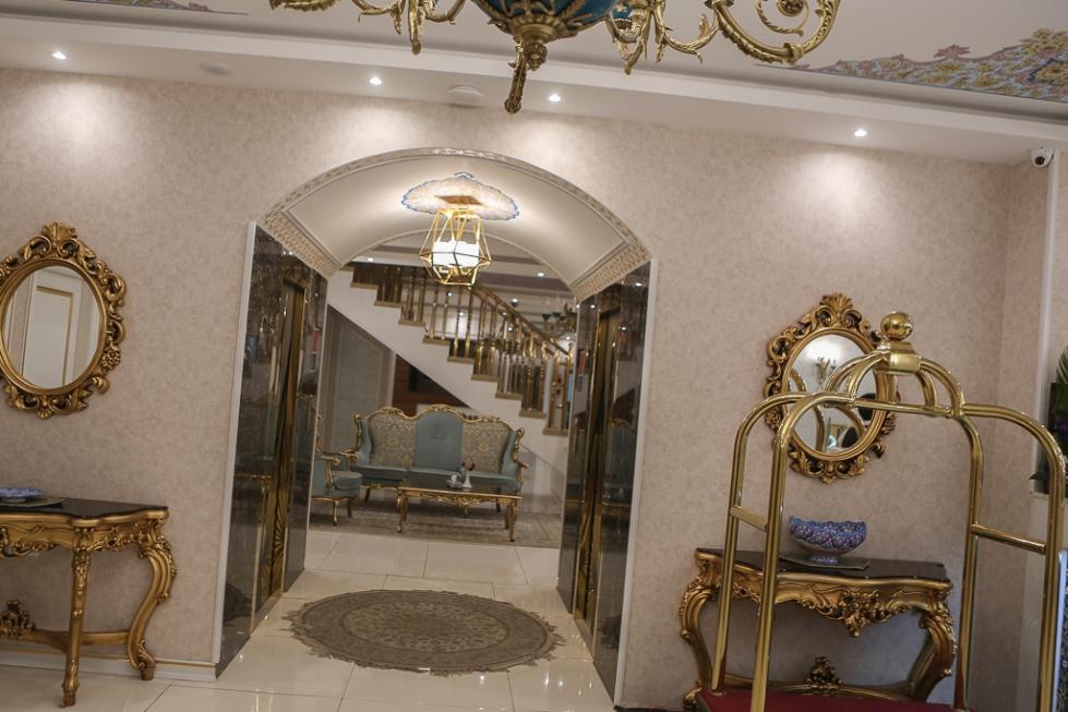 Hotel Khajuu Lobby Esfahan-1