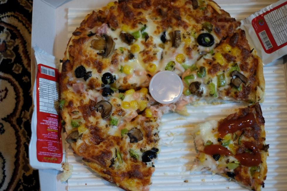 Iranian pizza-1