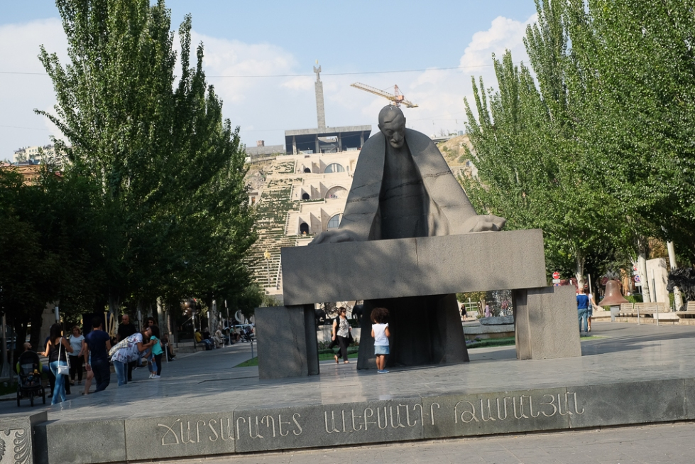Alexander Tamanyan Park-1