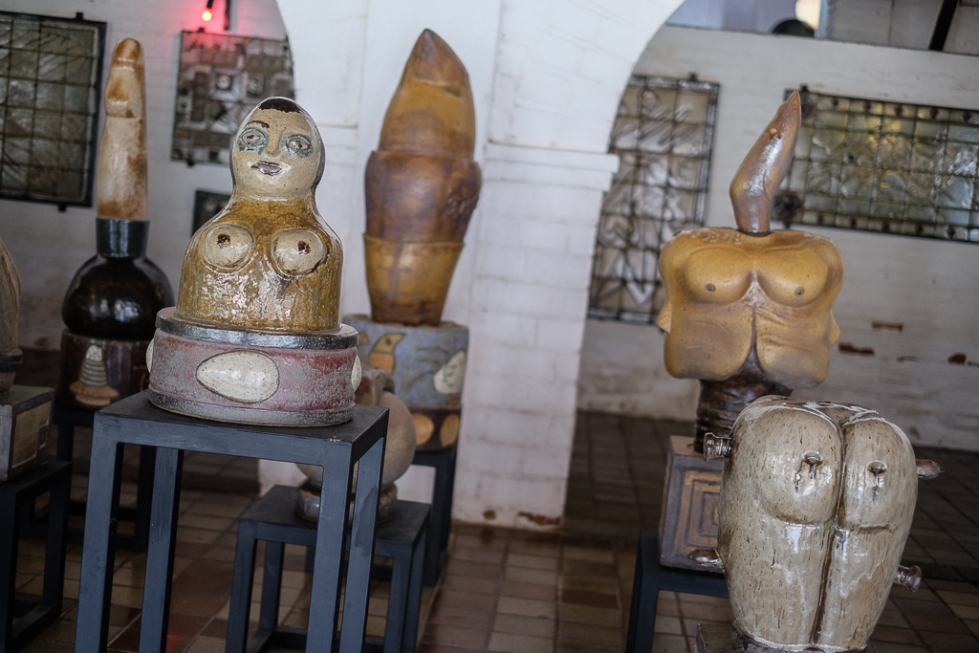 Ceramics Brazil Brennand Recife-3