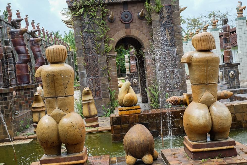 Ceramics Brazil Brennand Recife-8