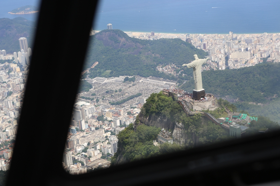 Helicopter tour Rio de Janeiro-13
