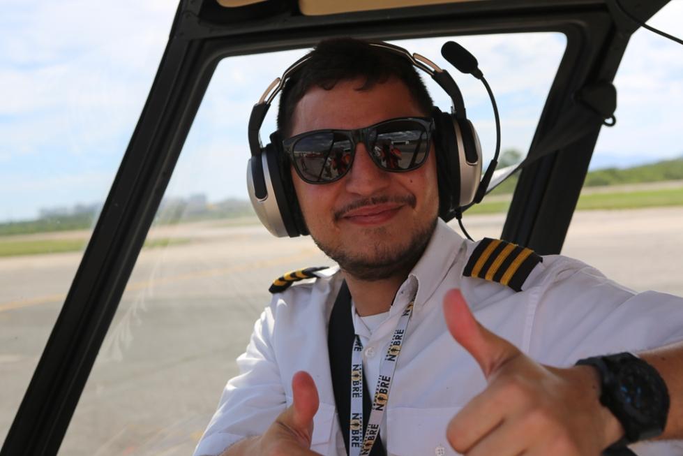 Helicopter tour Rio de Janeiro-18