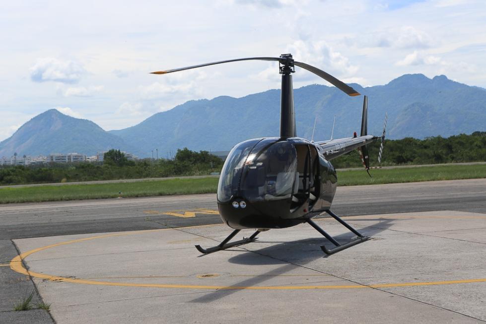 Helicopter tour Rio de Janeiro-2