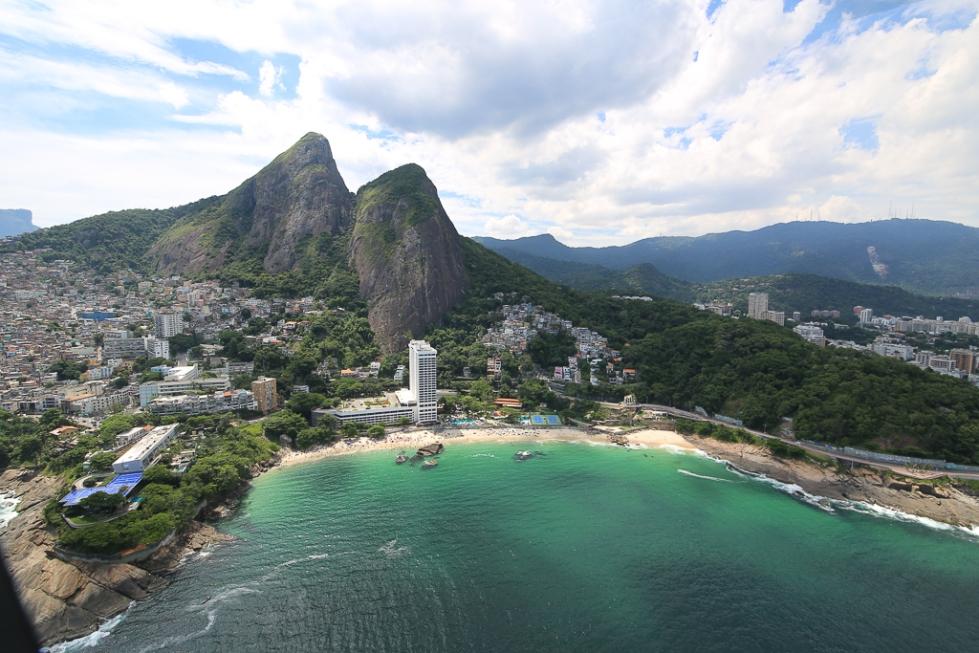 Helicopter tour Rio de Janeiro-9