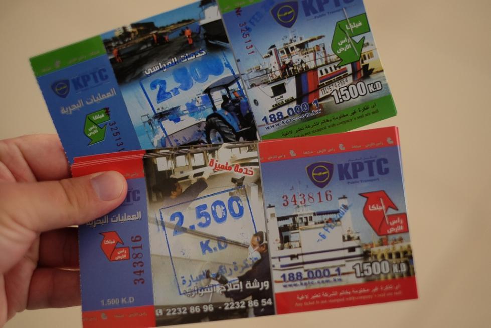 Failaka ferry ticket price-1