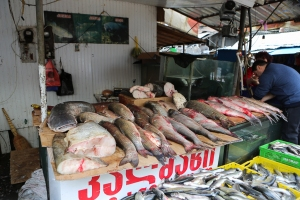 Central Market Tbilisi Georgia-2