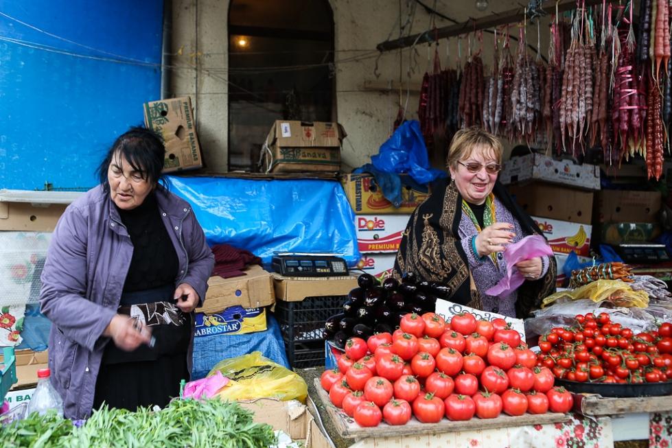 Central Market Tbilisi Georgia-5