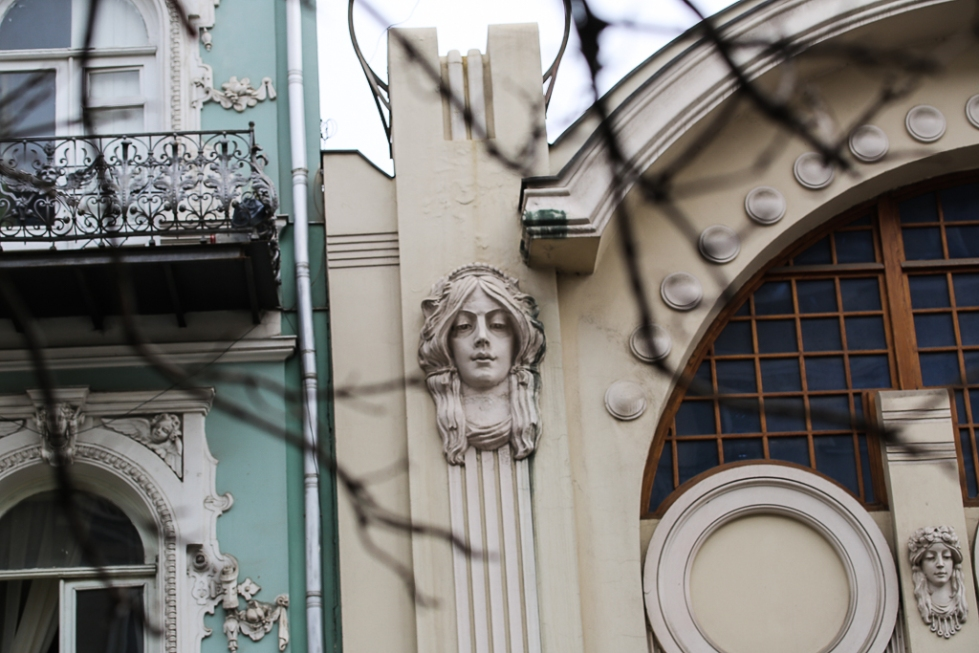Davit Agmashenebeli Street Tbilisi-7