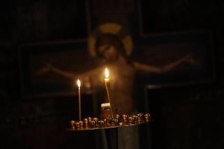 Religionen är en viktig del av georgisk identitet
