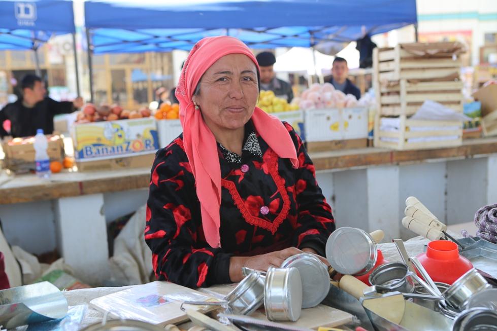 Bukhara Market-5262
