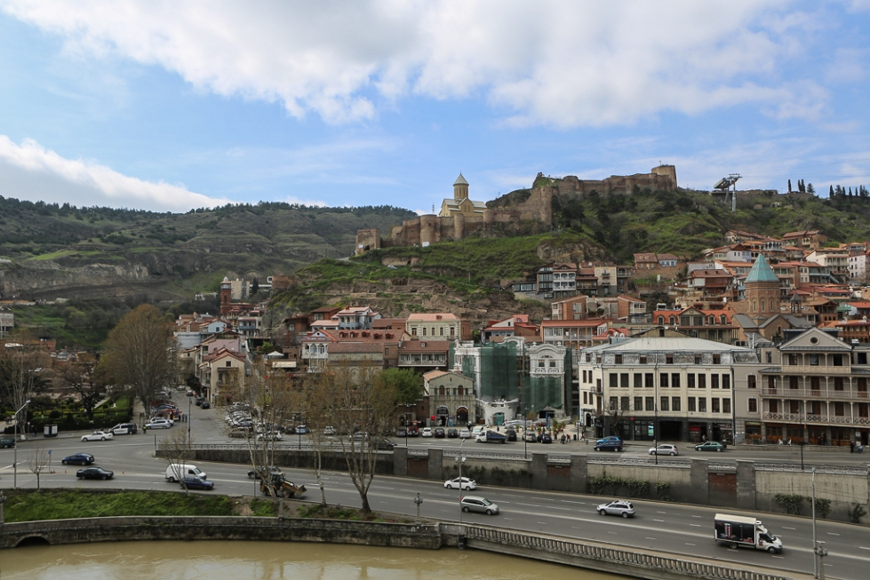 Tbilisi View-1