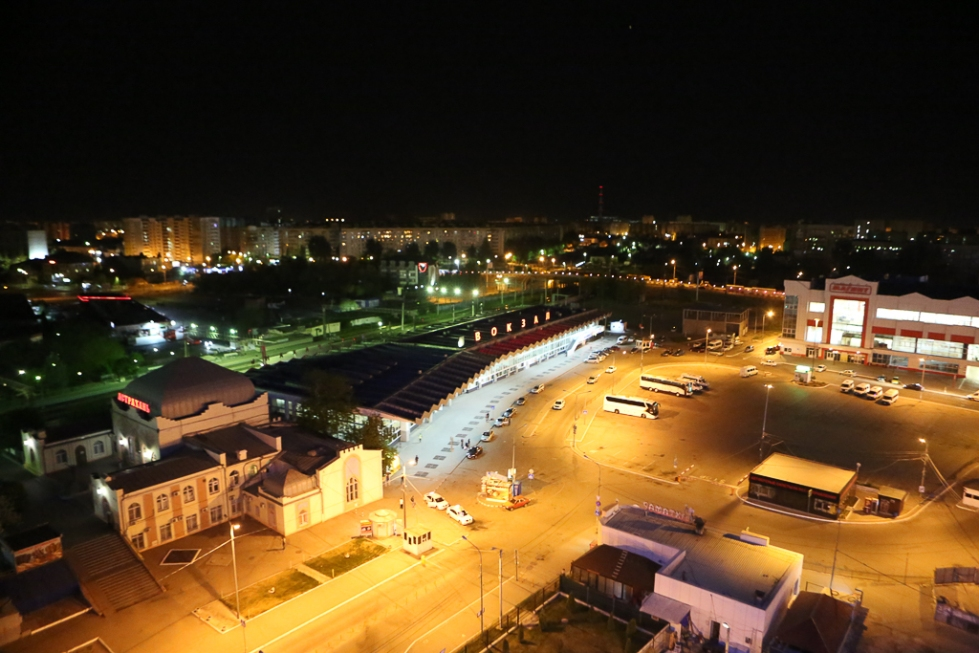 View Hotel Room Astrakhan-8495