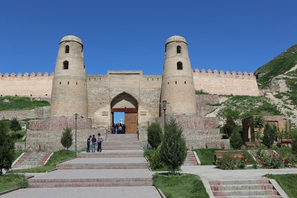 Hissar complex Tajikistan-5707