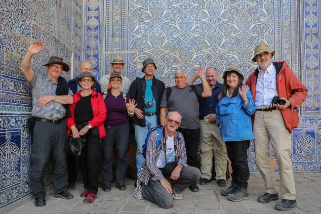 Khiva Världens Resor Gruppfoto-5028