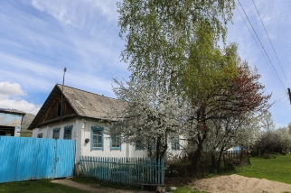 Old wooden house Kyrgyzstan-6141
