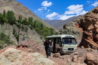 Red Sandstone Tajikistan-5587